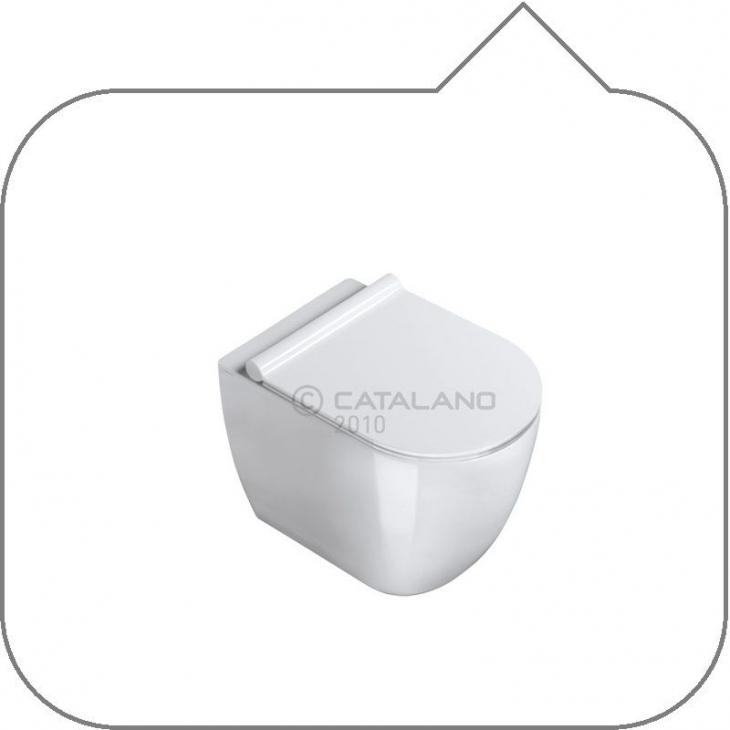 Universalshop online it sfera 52 new catalano wc vaso for Scarico wc a parete
